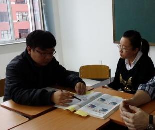 电子系邀请来校德国专家马亚进行教学经验交流会