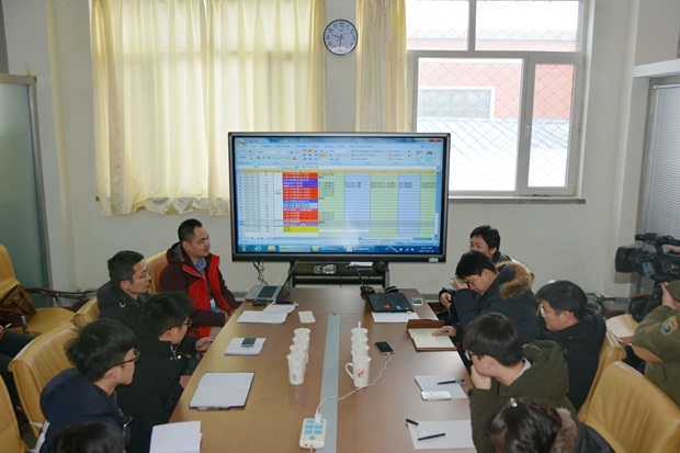 世赛工业控制项目第二阶段集训正式开始