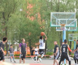 2018年远航杯篮球比赛落幕